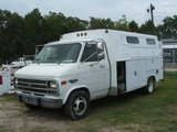 1993 Chevy 1 ton van w/ 10kw generator in Kingwood, Texas