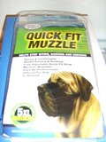 Quick Fit Muzzle size XL 5XL for xtra large breeds in Fort Bragg, North Carolina