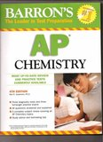 Barron's AP Chemistry in Kankakee, Illinois