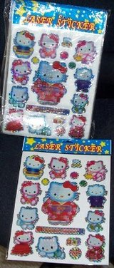 Mickey Mouse Laser Stickers 30 new sheets Reg $30 in Naperville, Illinois