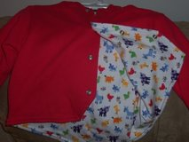 Girls Size 6 Month Jackets in Aurora, Illinois