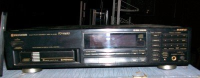 Pioneer 6 Cd changer with remote in Chicago, Illinois