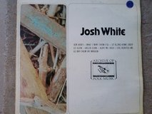 Josh White (33 rpm LP) Jazz&Folk in Alamogordo, New Mexico