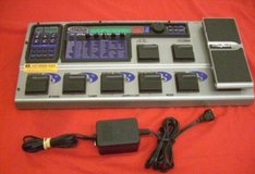 GNX-3 Guitar Processor w/drum machine/NEVER USED in Camp Lejeune, North Carolina