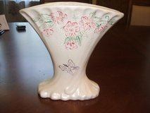 ~VASE~ (butterfly)  REDUCED to 10.00!!!!!! in Camp Lejeune, North Carolina