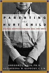 Parenting the Hurt Child Helping Adoptive Families in Spring, Texas