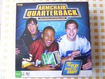 2 Games: Armchair Quarterback & Sudoku The Board Game in Baumholder, GE