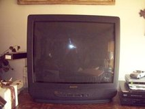 Sanyo 27 inch Color tv PIP, MTS w/remote in Naperville, Illinois