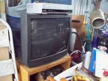 Sansui 27inch Color tv with remote in Naperville, Illinois